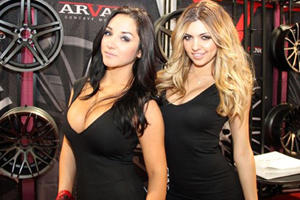 The Girls of SEMA 2014: As Beautiful (and Modified) as the Cars on Show