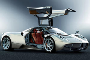 Update: Pagani Huayra Denied Entry to the U.S. - Will Arrive in 2013