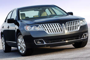 Lincoln MKZ Concept to Debut in January