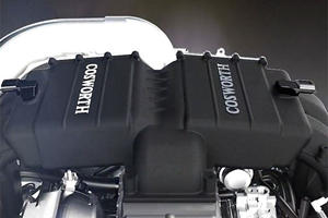 Cosworth Supercharges Scion FR-S