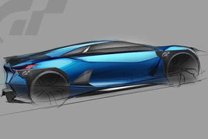 Subaru's Viziv GT Concept Probably Isn't What You Imagine From A Subaru Race Car, But It Is Glorious