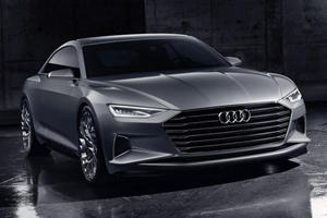 Audi Unveils Prologue Concept in LA: Biggest Hint Yet the A9 is Just Around the Corner