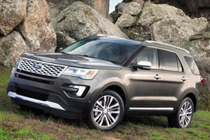 Ford Gives Explorer a Refresh, New Engine and a Likely Overpriced Platinum Trim