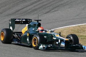 Caterham Will Race this Weekend at Abu Dhabi Thanks to Crowdfunding