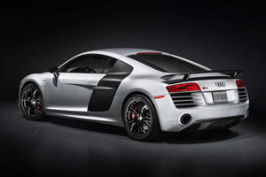 Audi Brings The R8 Competition, An Ultimate Edition Swan Song, To The Los Angeles Auto Show