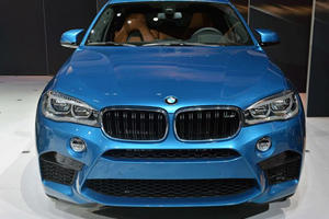 BMW Unveils A New X5 M And X6 M In Los Angeles, Both Are Pretty Predictably Badass