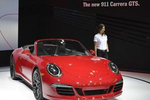 Porsche Reveals its 911 GTS Range to a Prime LA Audience