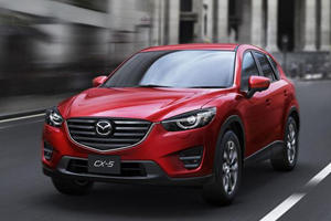 Mazda CX-5 Proudly Displays Modest Facelift at the LA Auto Show