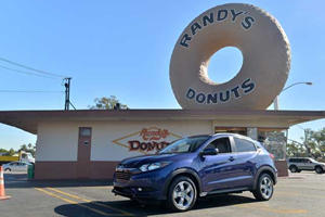 Honda Finally Brings US-Bound HR-V to LA Auto Show
