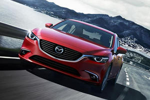 2016 Mazda6 Receives a Facelift, Still One of the Best-Looking Sedans on the Market