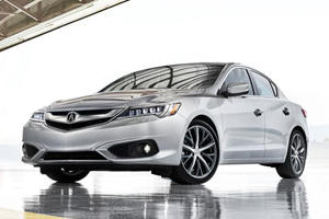 2016 Acura ILX Updated and Unveiled in Los Angeles with 200-HP
