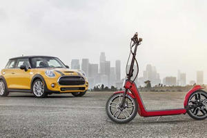 Mini Brings Seriously Mini Concept to LA Auto Show