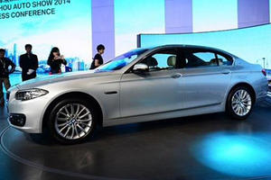 China Exclusive: BMW 530Le, Carmaker Introduces Long Wheelbase Plug-In Hybrid 5 Series