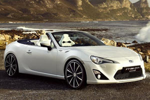 We Can Totally Forget About a Scion FR-S Convertible and Turbo Engine