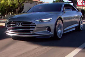 Audi Prologue Concept Enjoys a Drive Around the Streets of Los Angeles