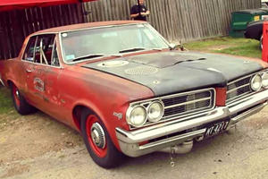 Ratted-Out 1,200-HP 1964 Pontiac Le Mans Drag Car is the Ultimate Sleeper