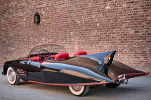 The Oldest Known Batmobile is Now For Sale