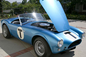 They Call Him Mr. Cobra; This Guy is the So-Called King of Shelby Cobras