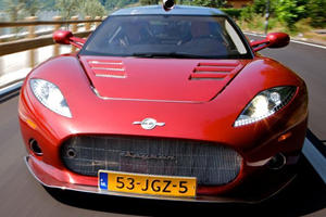 Spyker Files for Dutch Equivalent of Chapter 11 Bankruptcy