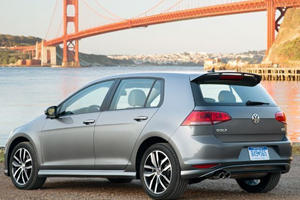 Damn, VW Already Working on Next Generation, Technology-Rich Golf