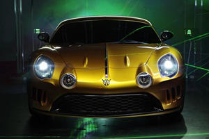 Maggiora Revives Willys Brand with AW 380 Berlinetta Limited Edition 380,000-Euro Retro Sports Car