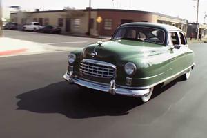 Jay Leno Presents His 1950 Nash Ambassador, Mostly Original and Unrestored