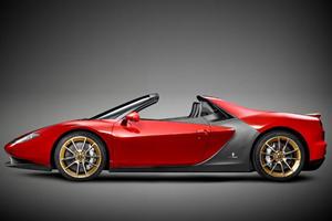 The Ferrari Sergio by Pininfarina is a 60-Year Celebration of Beautiful Italian Design