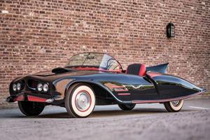 Somebody Paid $137,000 for Original 1963 Batmobile