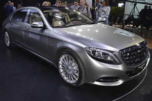 Mercedes-Maybach S-Class Available Now: S600 Priced at 187,841 Euros