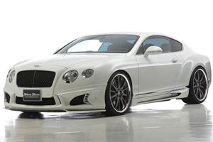 Wald International Unleashes Bentley Continental GT Sports Line Black Bison Edition