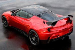 Lotus Planning Evora-Based Crossover and Convertible