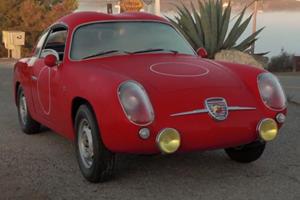 Listen to the Glorious Sound of the 1957 Fiat Abarth Zagato 750 GT Corsa