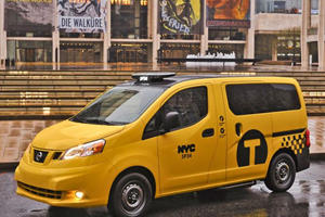 Nissan's NYC Taxi Monopoly Has Been Hilariously Troublesome