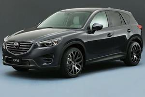 Mazda Introduces Seven Tuned Models Created for 2015 Tokyo Auto Salon
