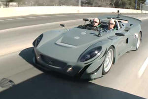 Jay Leno Presents the Ronin RS 211: An Automotive Hodgepodge Built on a Lotus Exige