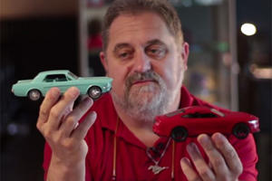 Bonkers Belgian Owns 5,500 Ford Mustangs, Has Them All on Show