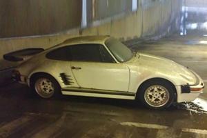 Porsche 911 Slantnose Found Abandoned in Pittsburgh
