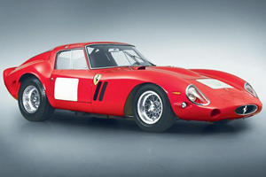 Nine Out Of Top Ten Most Expensive Cars Sold At Auction This Year Was A Ferrari