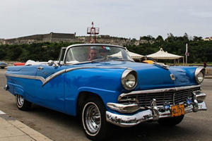 Don't Expect To Find Tons Of Collector's Cars Coming Out Of Cuba
