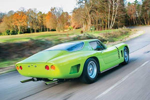 Rare, Beautiful Iso Grifo A3/C Stradale By Bizzarrini Heading To Auction In February