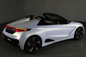 Is This Honda S660 Roadster The S2000 Replacement?