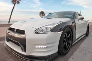 Nissan 'Panda' GT-R: Black And White Godzilla Has Girly Name But Manly Parts
