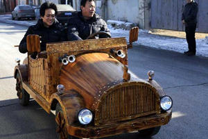 For The Ultimate In Renewable Resources, No Car Can Touch This Homemade Chinese EV