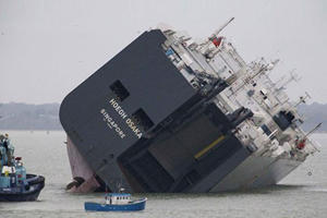 Cargo Ship Runs Aground With 1,200 Jaguar Land Rovers, 65 Minis, And 1 Rolls-Royce Wraith On Board