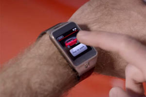 Audi Proves Even A Dog Can Park Your Car Using New Smartwatch Technology