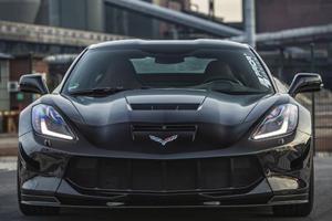 Prior Design Unveils Widebody Kit For Corvette Stingray