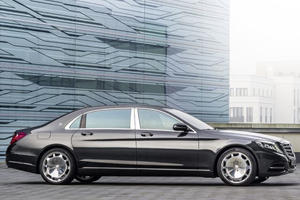 Mercedes-Maybach S600 US Pricing Will Only Cost You A Kidney Donation