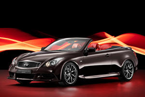 Confirmed: 2013 Infiniti IPL G Convertible Coming This Spring