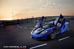 Gemballa Launches Racing Team Using A Pair Of MP4-12C GT3s