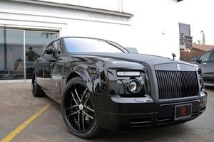 Video: Carbon Fiber Rolls-Royce Phantom Coupe